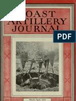 Coast Artillery Journal - Apr 1932