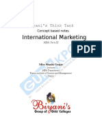 International Mkt