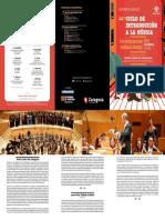 Teatro Lírico de Zaragoza 28-1-2014