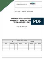 Hydrotesting Procedure (1)