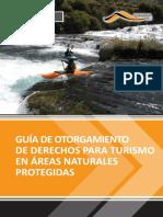 Guia de Otorgamiento de Derechos para ANPs en Perú