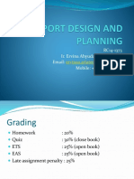Airport Engineering Intro