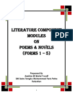 MODULES FOR POEMS & NOVELS -     AZALINA.docx