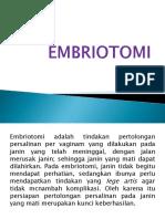 PPT EMBRIOTOMI.ppt