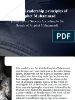 4 Effective Leadership principles of Prophet Muhammad  (1).ppt