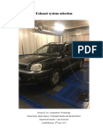 Exhaust System Selection PDF