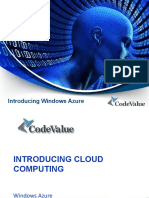 Introducing Windows Azure
