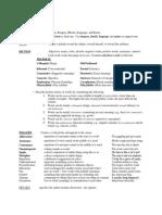 DIDLS Analysis Notes