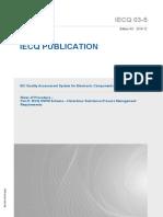 IECQ 03-5 Edition 4.0