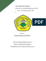 MAKALAH JURNAL INTERNASIONAL