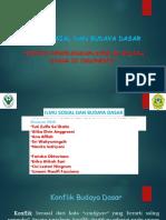 Isbd  Contoh Konflik Di Indonesia