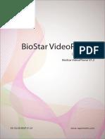 BioStar VideoPhone Manual V1.2 En