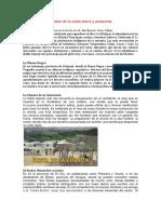 Expresiones Culturales de La Costa Sierra y Amazonia
