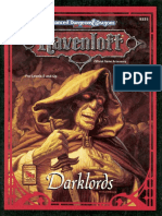 AD&D - Ravenloft  Darklords