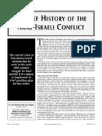 Arab Israelie Conflict