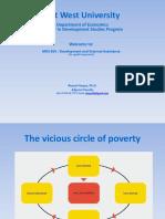 Development and External Assistance