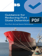 Port State Detentions Quick Reference