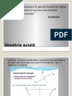 Simetria-axială