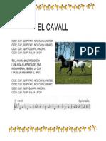 20 Cançó Del Cavall