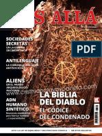 Mas Alla de La Ciencia - Julio 2016