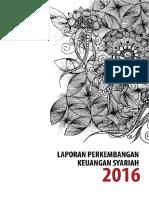 Laporan Perkembangan Keuangan Syariah (LPKS) 2016