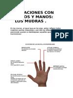 Meditaciones Con Dedos y Manos