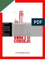 Reglamento Interno CECISO Original