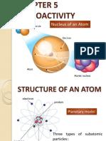Form 5 Chapter 5 Radioactivity