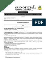 DiarioOficial Edicao 249-A