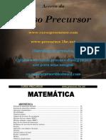 Apostila de Matematica EsSA