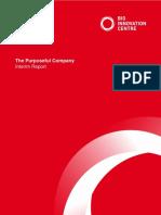 TPC Interim Report
