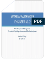 Water & Waste Water Engineering 2