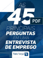 Download eBook 45perguntas Taistarga