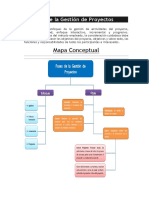 1.2 Fases de La Gestión de Proyectos