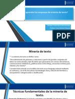 SI P.227 Que Pueden Aprender Las Empresas de La Minería de Texto Archivo