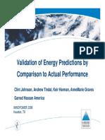 AWEA 2008 - GH Energy Validation