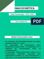Aula Farmacocinetica PGFMC Cursão 1 Sem 2015_1