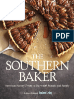 Southern Living - The Southern Baker - 2015