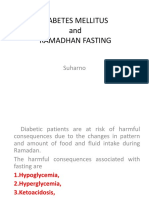 Diabetes Ramadhan