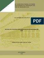 Estudo de Colapso Progressivo Em Estruturas de Aço