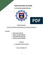 Analisis de Mercado Internacional de Producto Maracuya1 (1)
