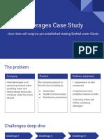 Case Study Hielo