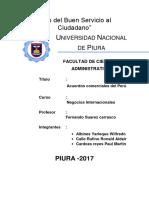 Acuerdos Comerciales de Perú (1)
