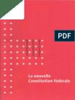Constitution Fédérale Suisse