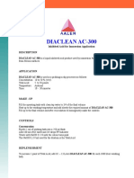 Diaclean Ac 300
