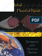 Bert Thompson - The Global Flood of Noah (2005)