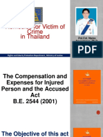 Victim Remedy in Thailand En
