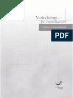Metodología de Capacitación en Género y Masculinidad