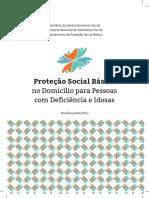 Proteção Social Básica Para Pessoas Com Deficiência e Idosas