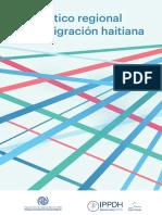 Diagnostico_Regional Migração Haitiana
